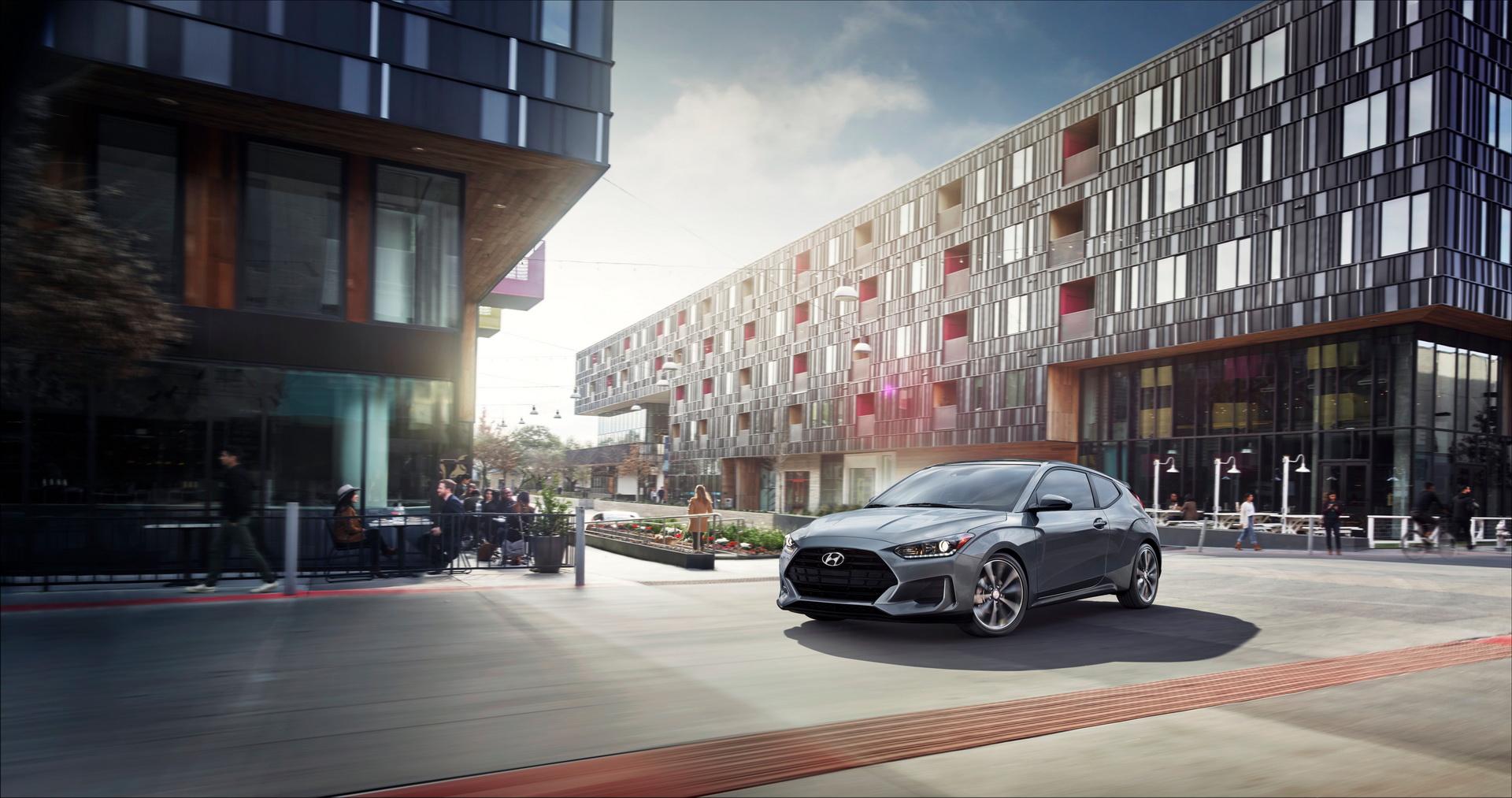 Hyundai Veloster 2020 ra mắt với nhiều nâng cấp mới - 07