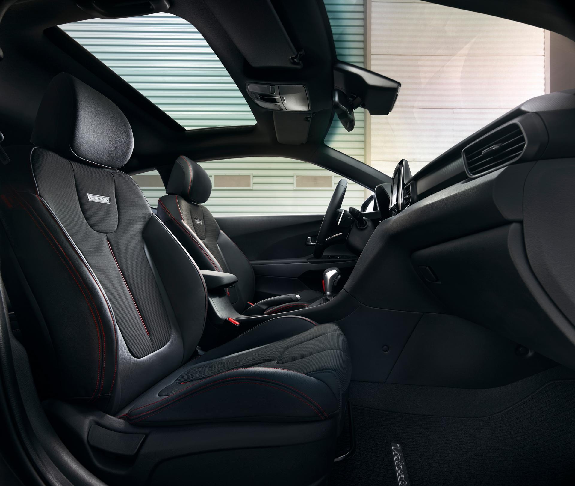 Hyundai Veloster 2020 ra mắt với nhiều nâng cấp mới - 08
