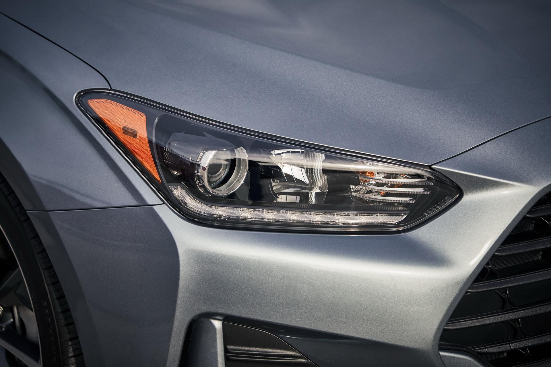Hyundai Veloster 2020 ra mắt với nhiều nâng cấp mới - 12