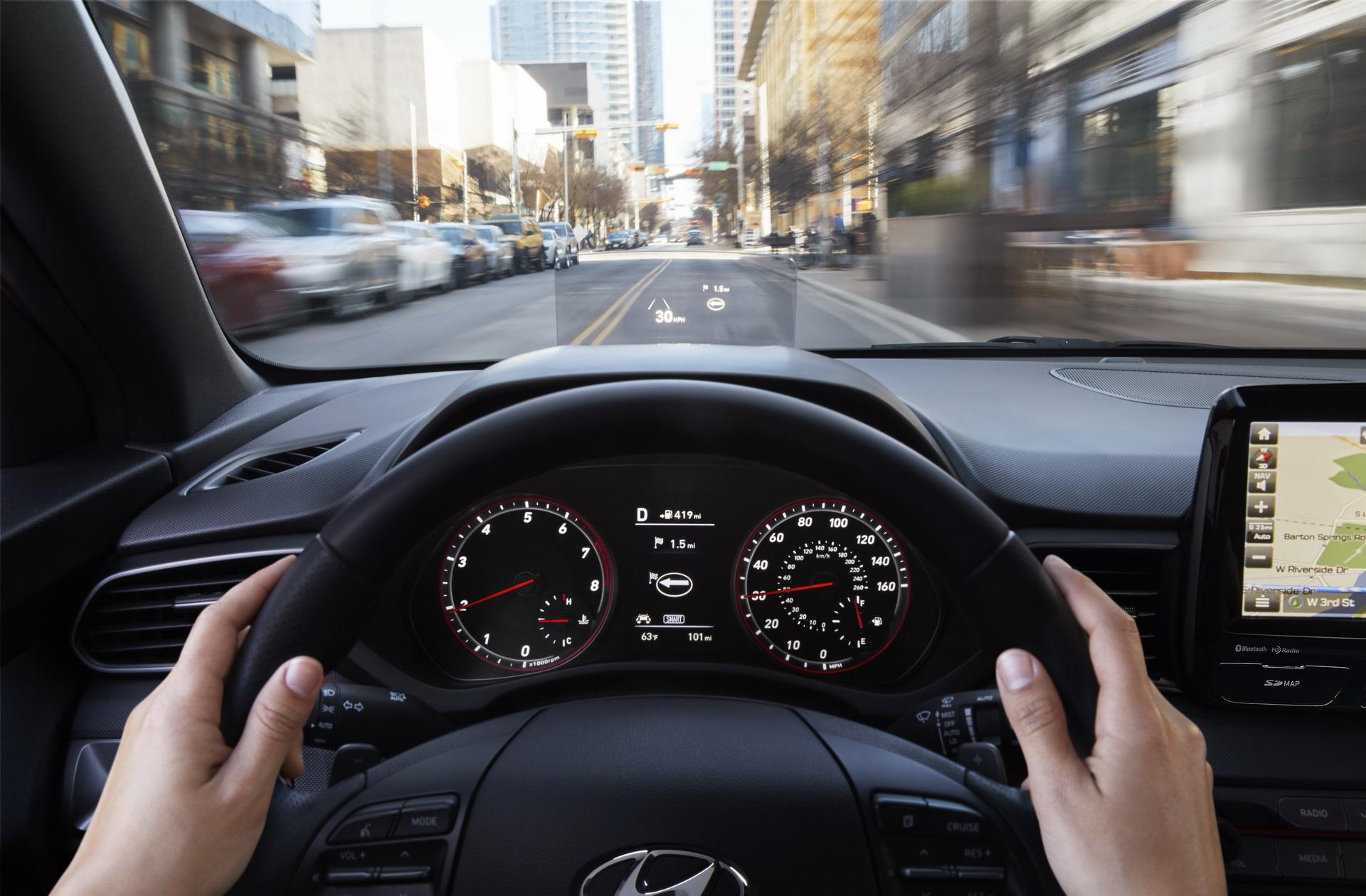 Hyundai Veloster 2020 ra mắt với nhiều nâng cấp mới - 16
