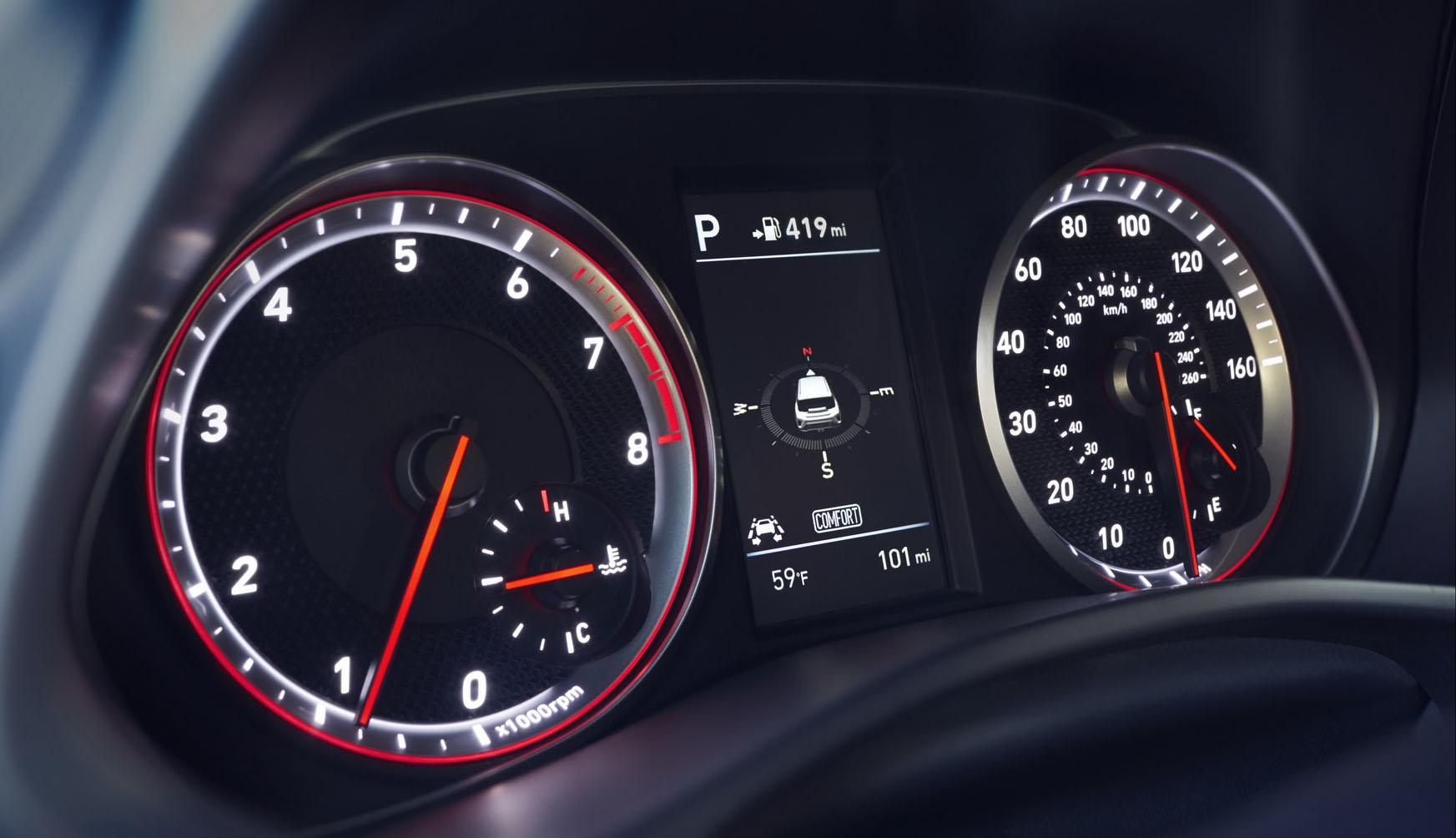 Hyundai Veloster 2020 ra mắt với nhiều nâng cấp mới, chia tay với hộp số sàn - 9