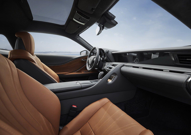Lexus LC 500 Inspiration Series 2020 với màu xanh rêu quyến rũ phiên bản giới hạn - 11