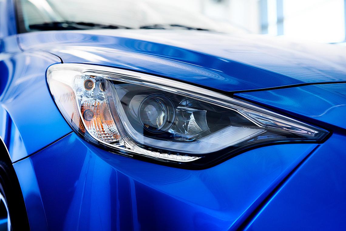 Toyota Yaris 2020 Hatchback có thiết kế giống Mazda2, giá từ 18.705 USD - 11