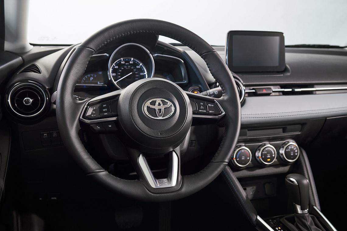 Toyota Yaris 2020 Hatchback có thiết kế giống Mazda2, giá từ 18.705 USD - 7