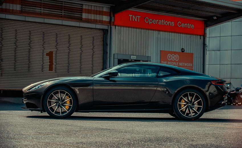 Aston Martin DB11 V8 phiên bản độc Kopi Bronze vừa thông quan, chuẩn bị bàn giao đến chủ nhân - 19