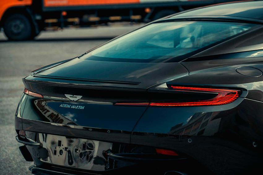 Aston Martin DB11 V8 phiên bản độc Kopi Bronze vừa thông quan, chuẩn bị bàn giao đến chủ nhân - 6