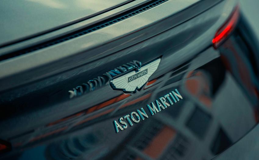 Aston Martin DB11 V8 phiên bản độc Kopi Bronze vừa thông quan, chuẩn bị bàn giao đến chủ nhân - 4