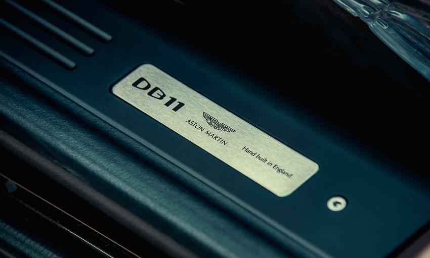 Aston Martin DB11 V8 phiên bản độc Kopi Bronze vừa thông quan, chuẩn bị bàn giao đến chủ nhân - 17