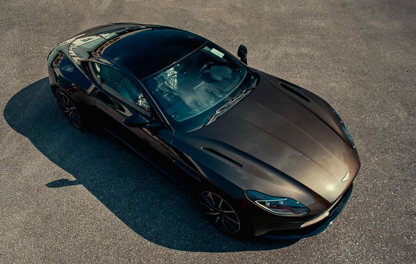 Aston Martin DB11 V8 phiên bản độc Kopi Bronze vừa thông quan, chuẩn bị bàn giao đến chủ nhân - 20
