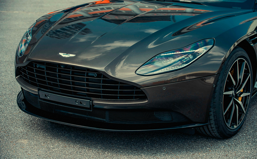 Aston Martin DB11 V8 phiên bản độc Kopi Bronze vừa thông quan, chuẩn bị bàn giao đến chủ nhân - 12