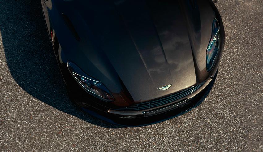 Aston Martin DB11 V8 phiên bản độc Kopi Bronze vừa thông quan, chuẩn bị bàn giao đến chủ nhân - 16
