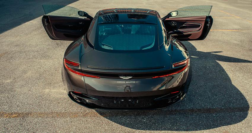 Aston Martin DB11 V8 phiên bản độc Kopi Bronze vừa thông quan, chuẩn bị bàn giao đến chủ nhân - 18