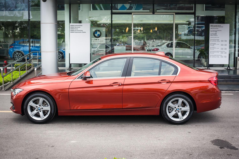BMW 320i thế hệ cũ giảm giá lên đến 275 triệu đồng tại Việt Nam - 07
