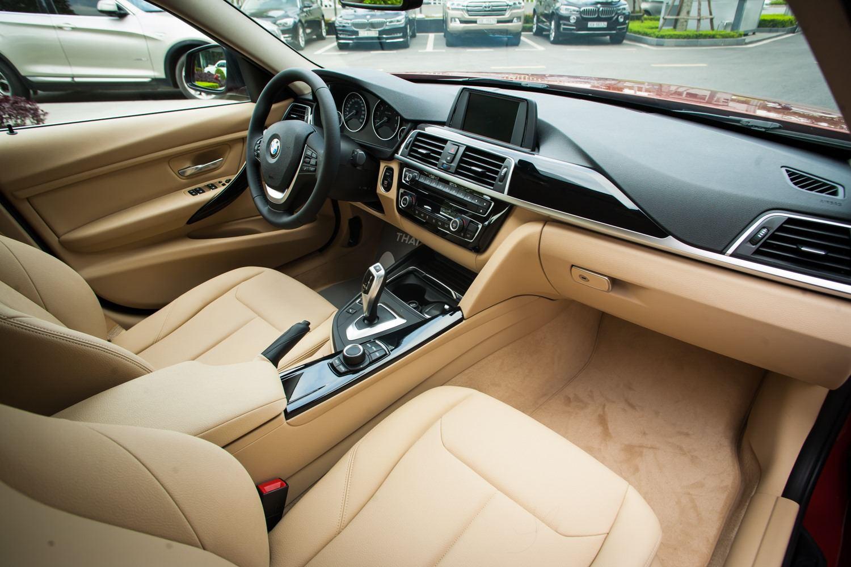 BMW 320i thế hệ cũ giảm giá lên đến 275 triệu đồng tại Việt Nam - 09