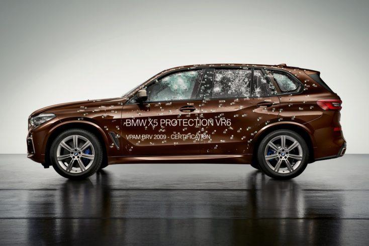 BMW X5 Protection VR6 - SUV bọc thép hạng sang - 01