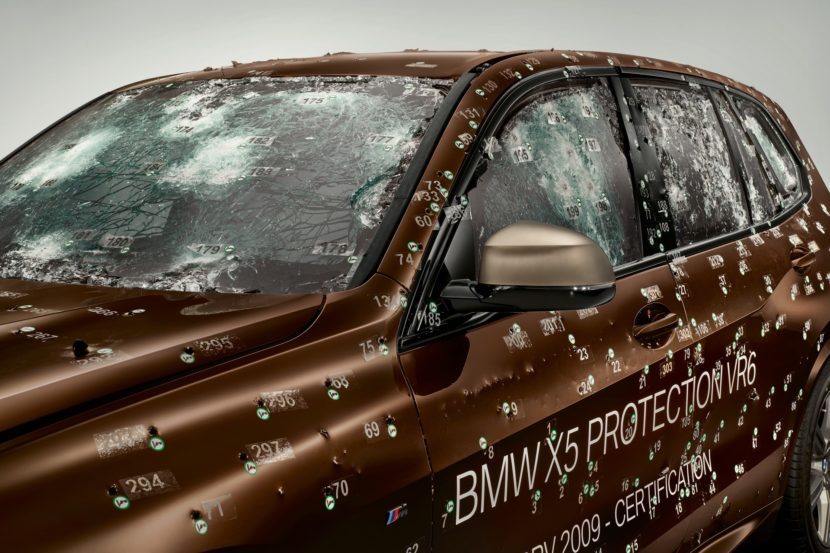 BMW X5 Protection VR6 - SUV bọc thép hạng sang - 02