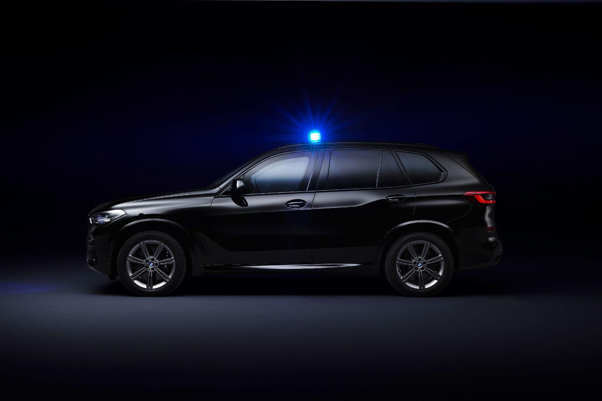 BMW X5 Protection VR6 - SUV bọc thép hạng sang - 15