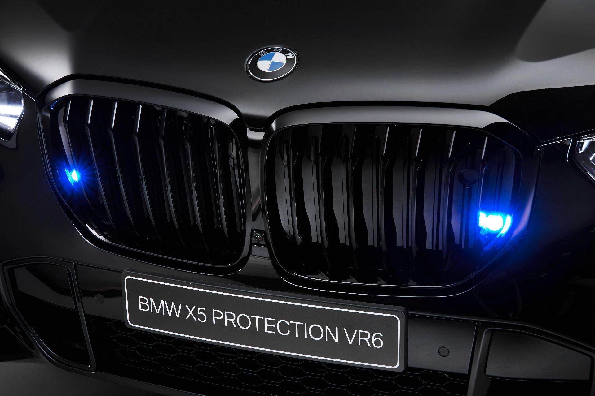 BMW X5 Protection VR6 - SUV bọc thép hạng sang - 16