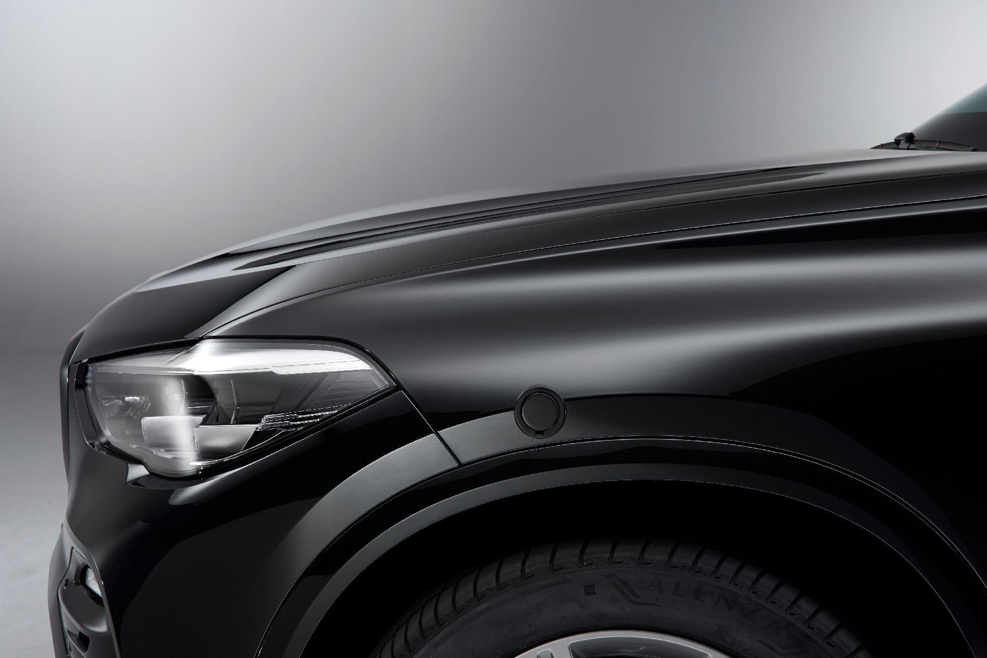 BMW X5 Protection VR6 - SUV bọc thép hạng sang - 24