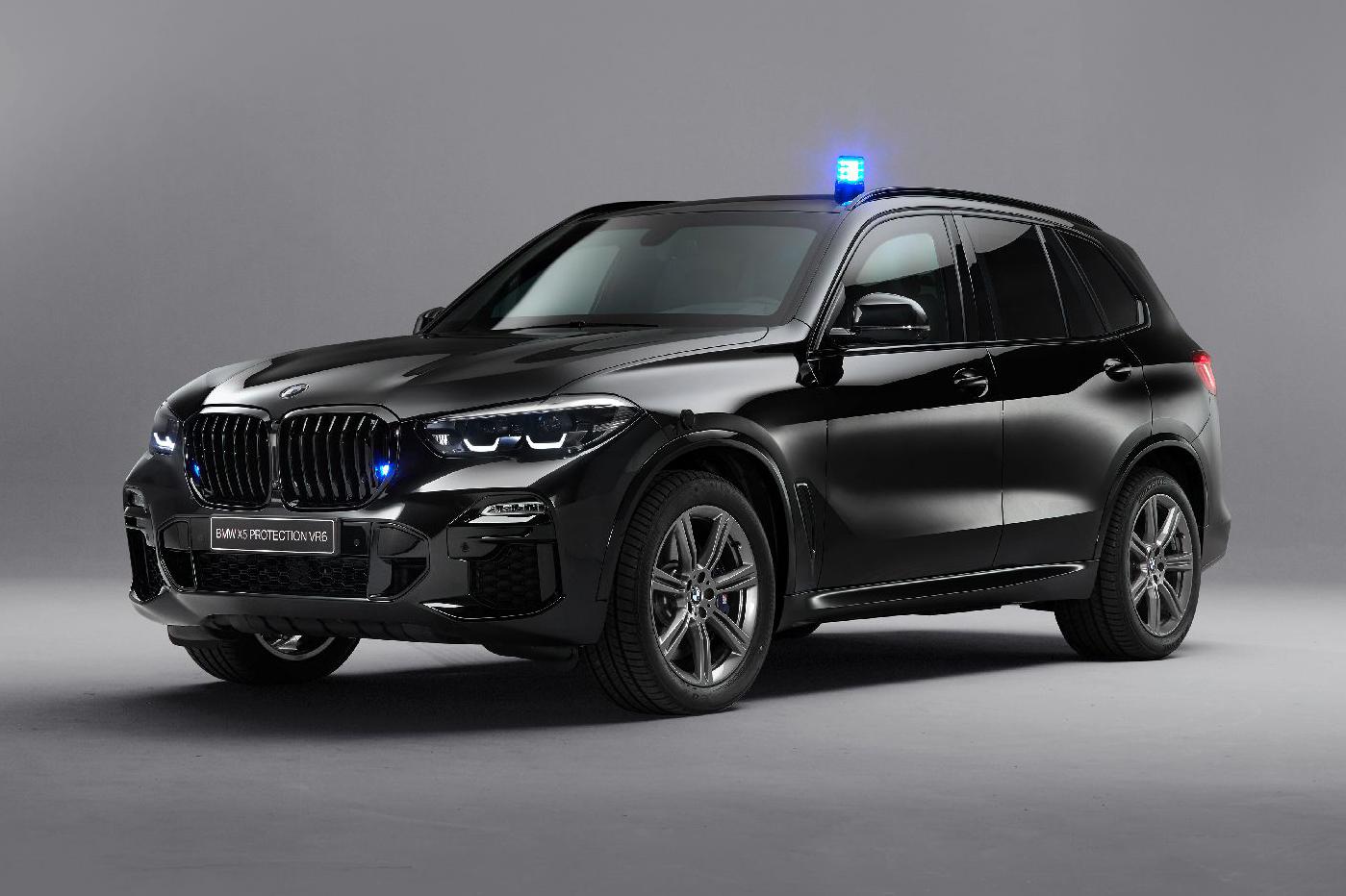 BMW X5 Protection VR6 - SUV bọc thép hạng sang - 03