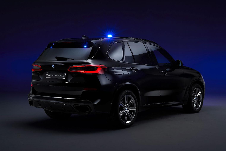 BMW X5 Protection VR6 - SUV bọc thép hạng sang - 05