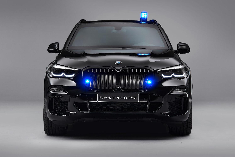 BMW X5 Protection VR6 - SUV bọc thép hạng sang - 08