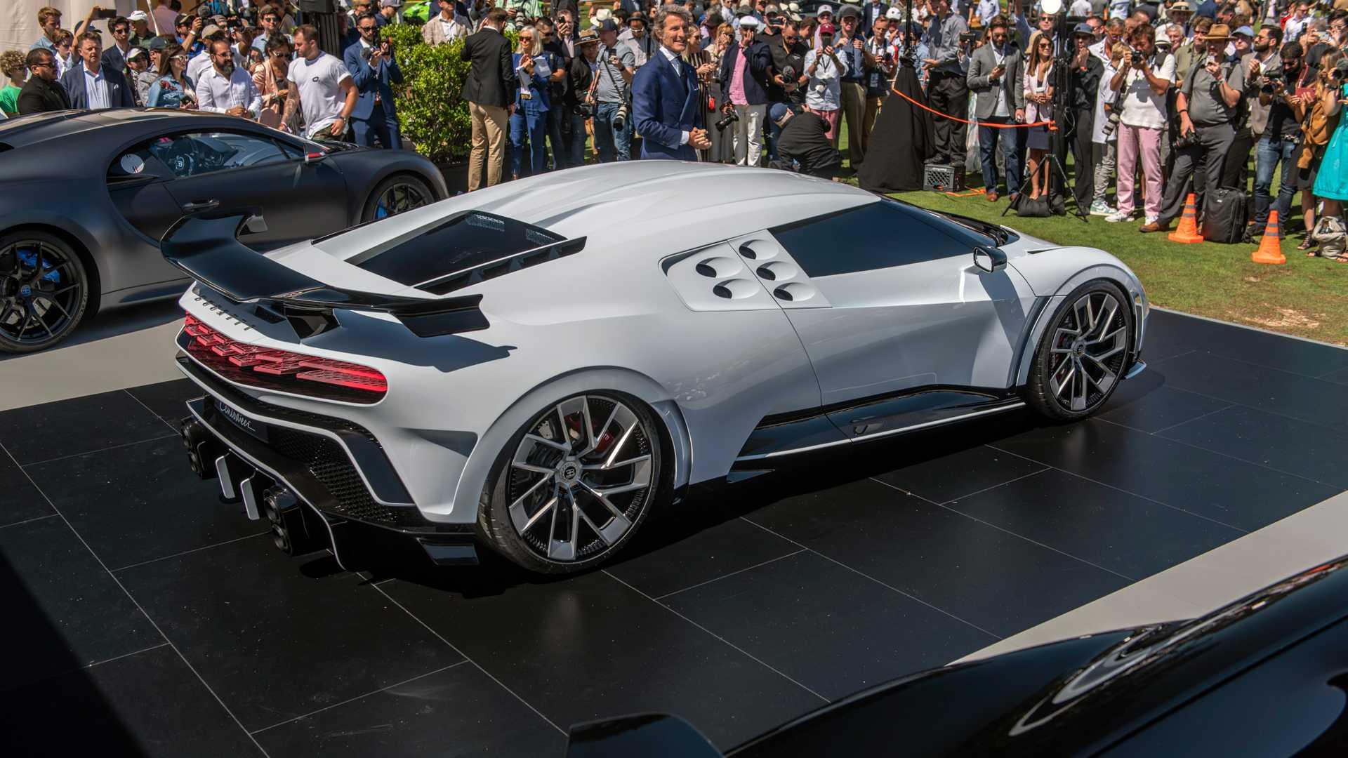 Bugatti Centodieci – siêu xe 9 triệu đô cháy hàng ngay khi ra mắt 20