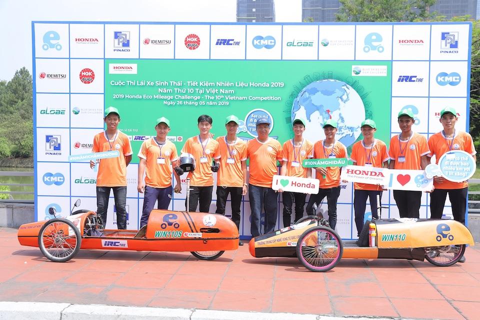 Honda EMC 2020: Cuộc thi Lái xe sinh thái – Tiết kiệm nhiên liệu 2020 - 02