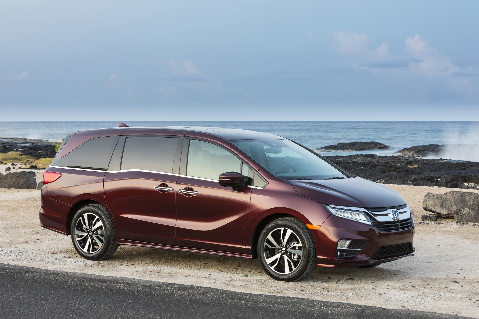 Honda Odyssey 2020 phiên bản đặc biệt nâng cấp - 16