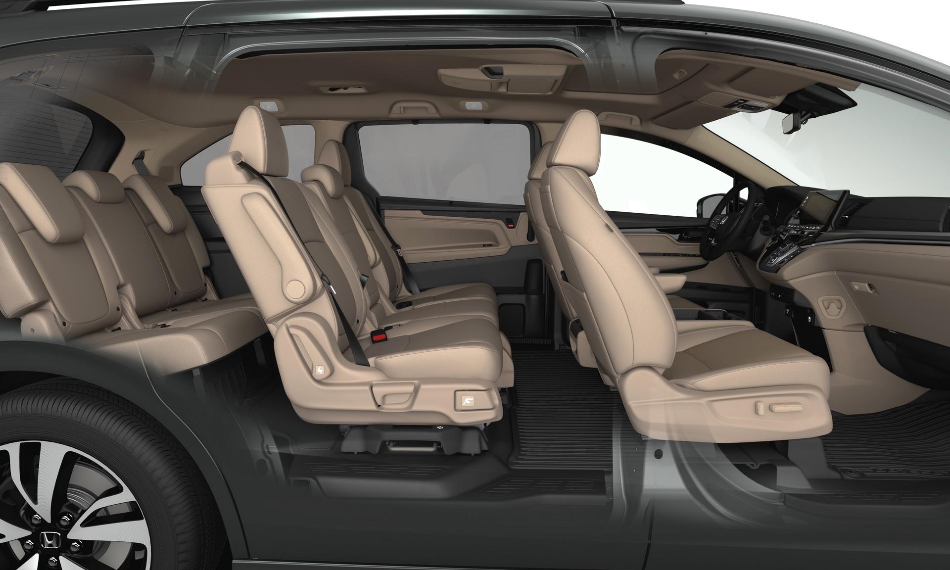 Honda Odyssey 2020 phiên bản đặc biệt nâng cấp - 2