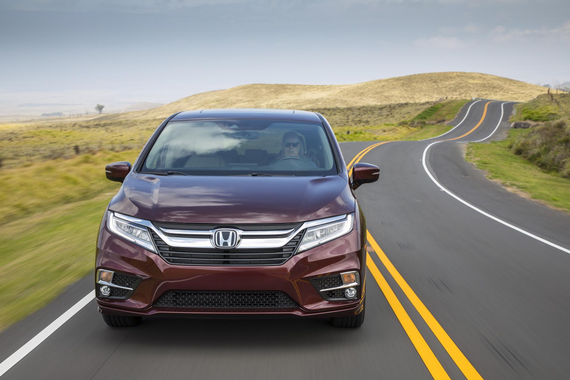 Honda Odyssey 2020 phiên bản đặc biệt nâng cấp - 24