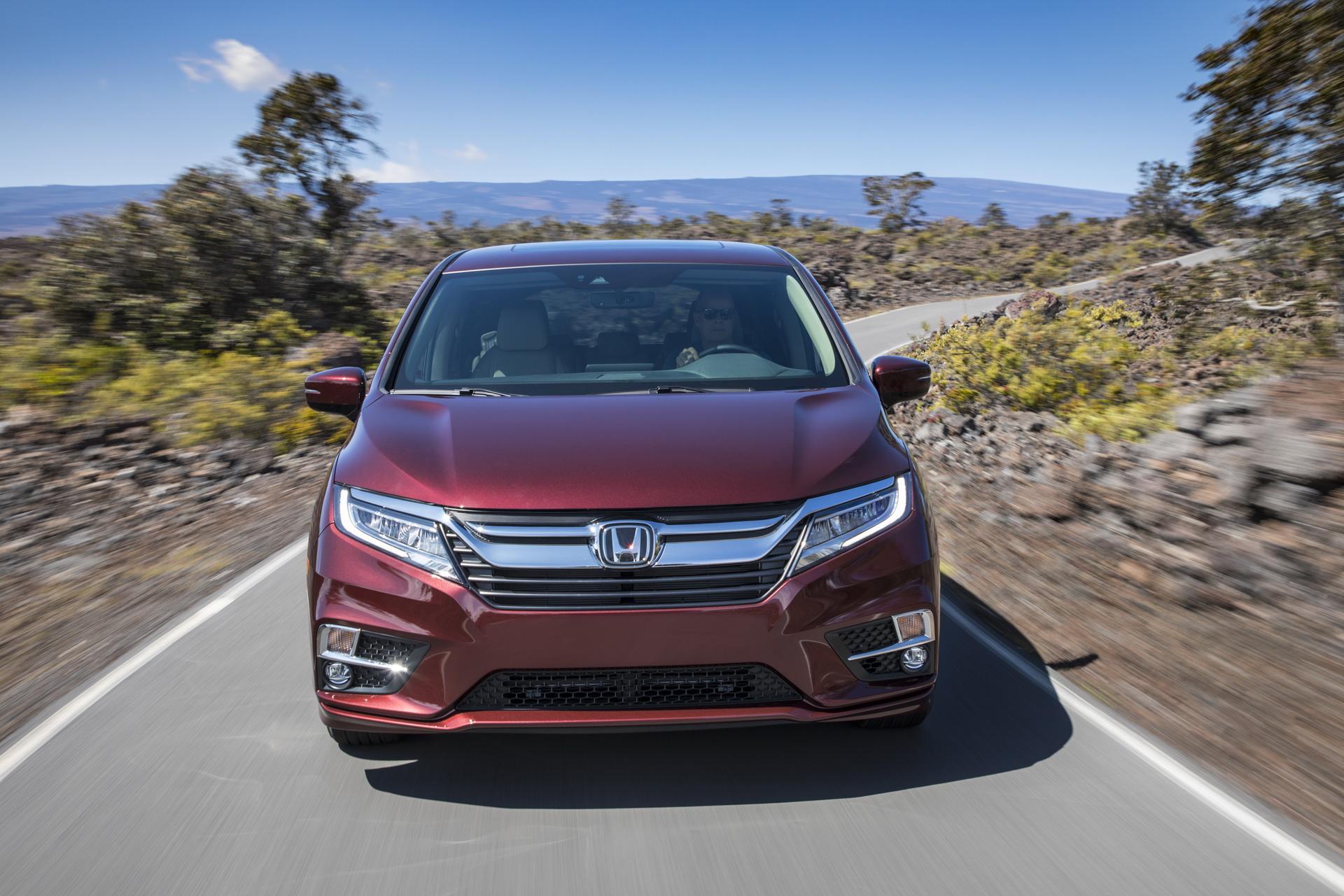 Honda Odyssey 2020 phiên bản đặc biệt nâng cấp - 26