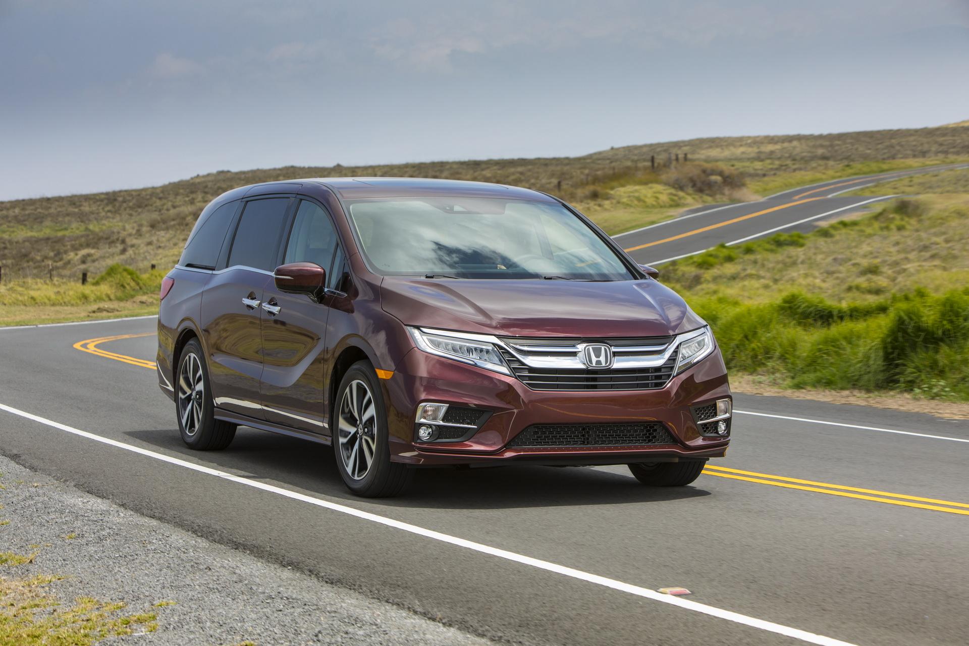 Honda Odyssey 2020 phiên bản đặc biệt nâng cấp - 27