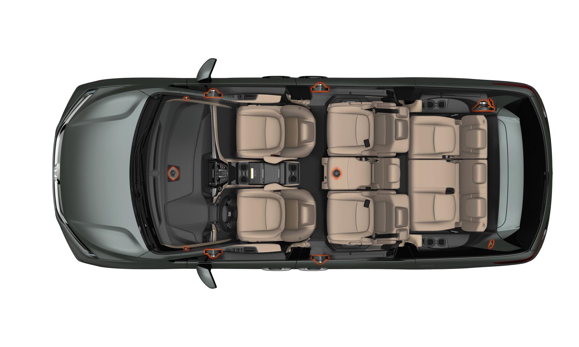 Honda Odyssey 2020 phiên bản đặc biệt nâng cấp - 3