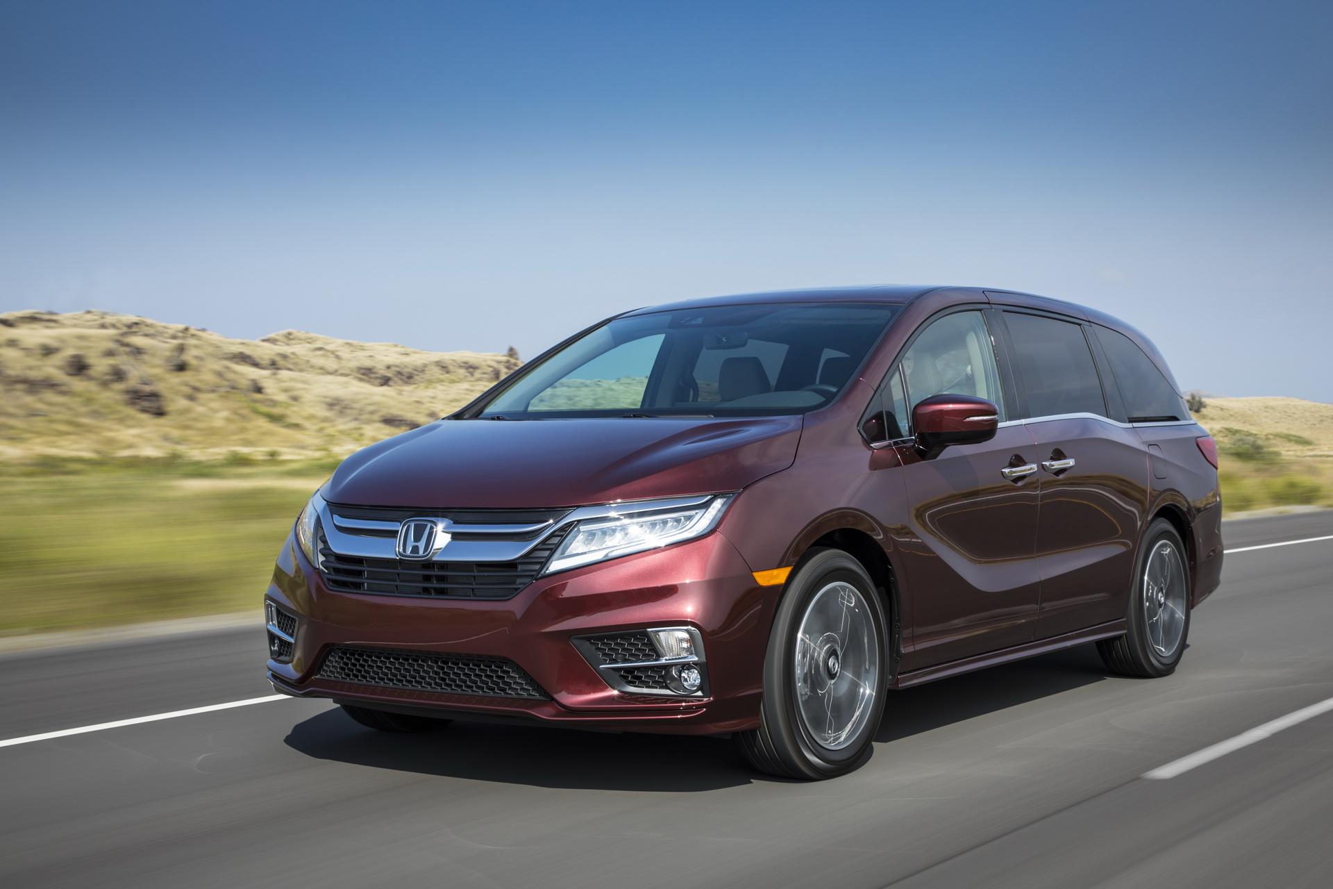 Honda Odyssey 2020 phiên bản đặc biệt nâng cấp - 30