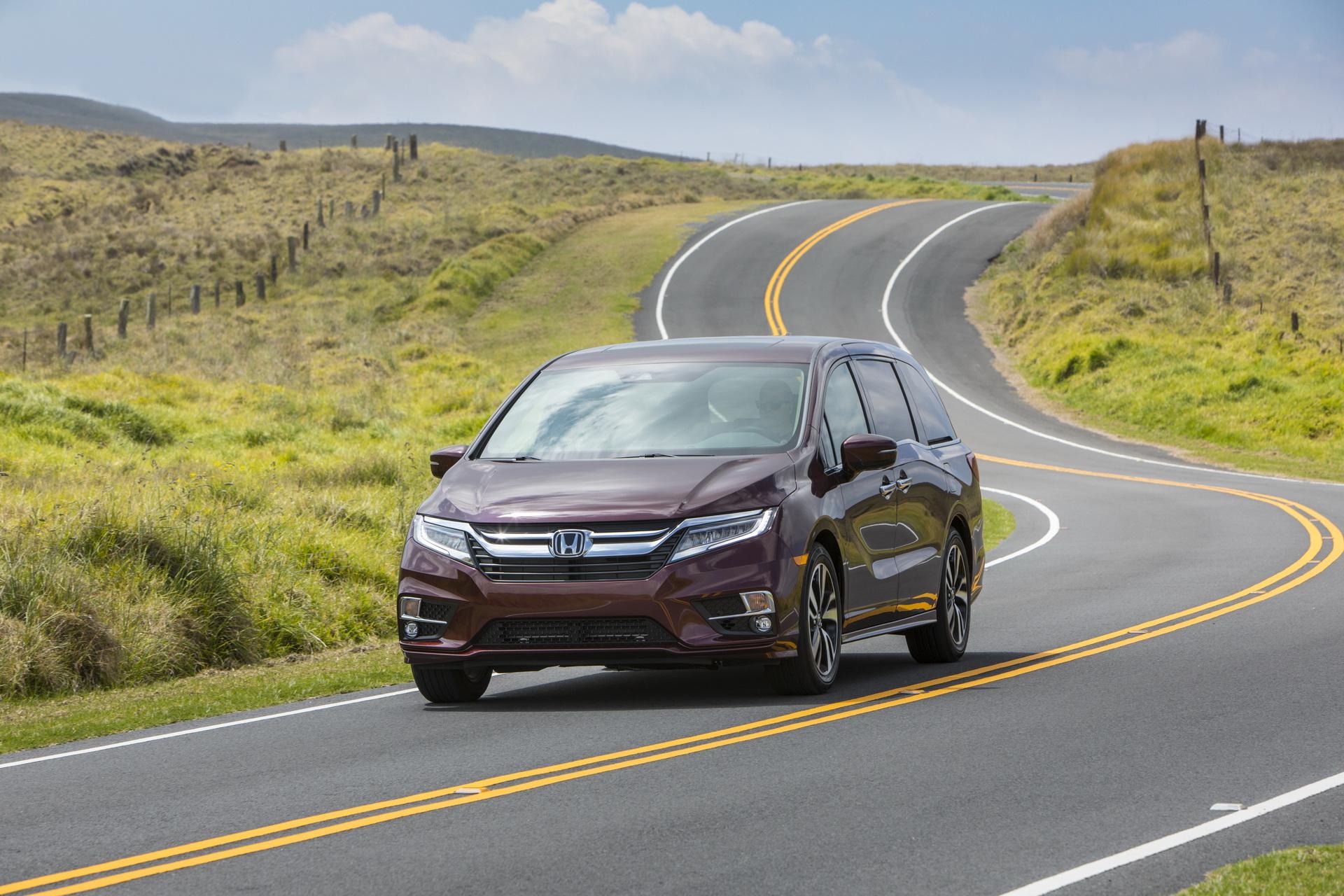 Honda Odyssey 2020 phiên bản đặc biệt nâng cấp - 44