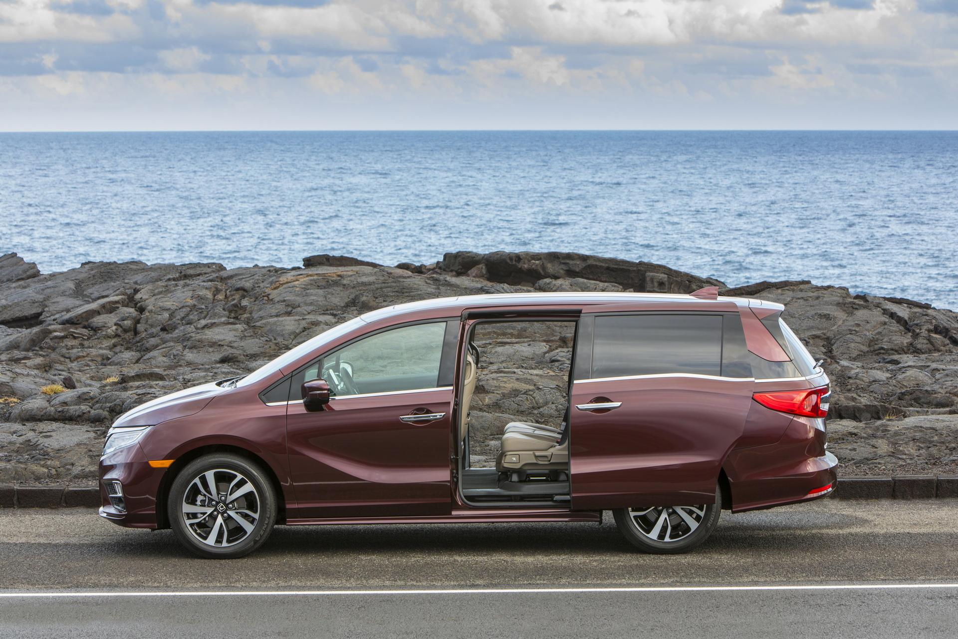 Honda Odyssey 2020 phiên bản đặc biệt nâng cấp - 8