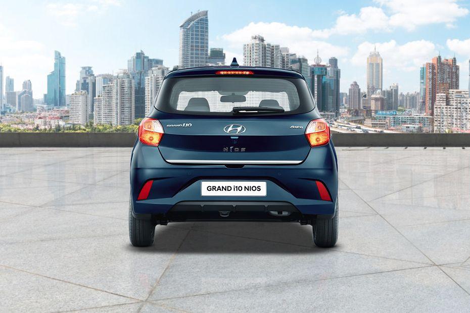 Hình ảnh chi tiết Hyundai Grand i10 Nios vừa ra mắt tại thị trường Ấn Độ - 19