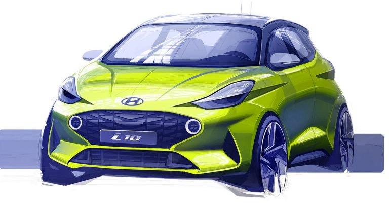 Hyundai Grand i10 thiết kế mới lộ diện trước giờ G - 1