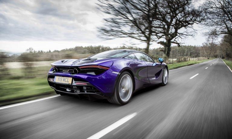 McLaren 750LT của McLaren 720S ra mắt vào 2020 có gì đặc biệt? - 8