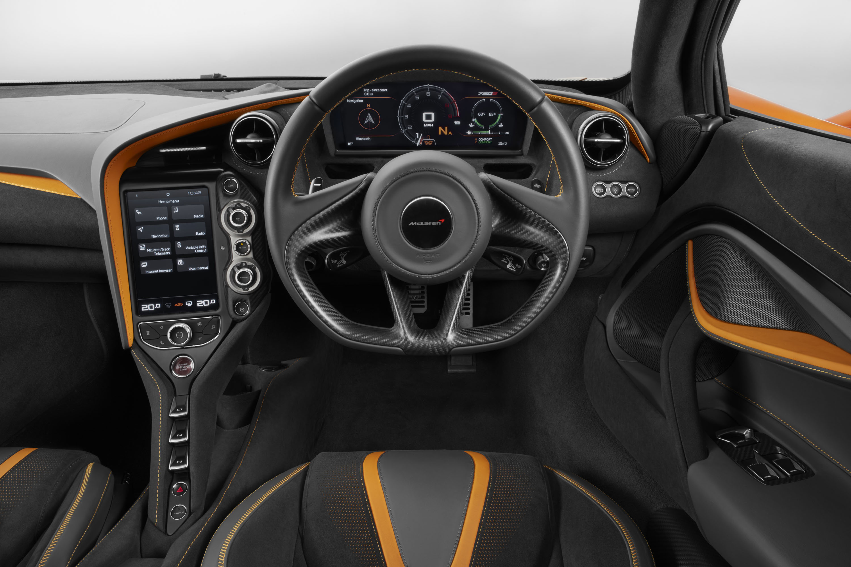 McLaren 750LT của McLaren 720S ra mắt vào 2020 có gì đặc biệt? - 7