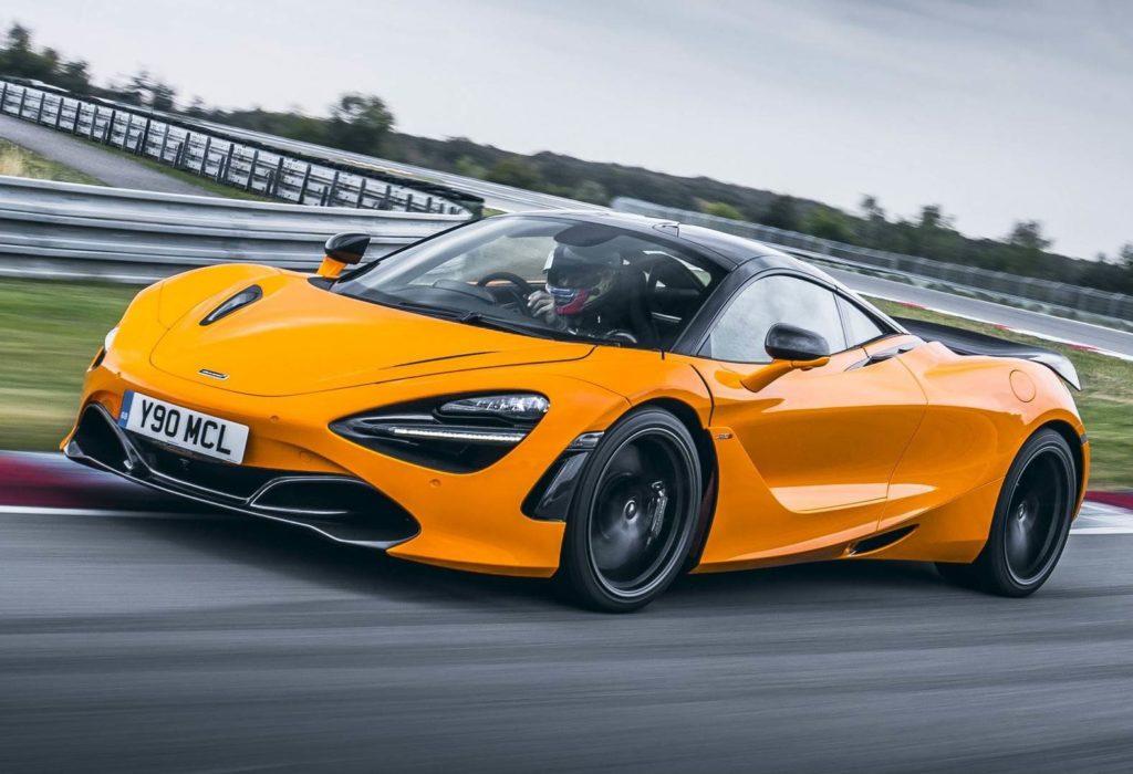 McLaren 750LT của McLaren 720S ra mắt vào 2020 có gì đặc biệt? - 2