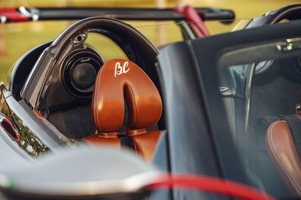 Huayra Roadster BC mới của Pagani siêu phẩm Hypercar V12 đắt giá 3,4 triệu USD - 15