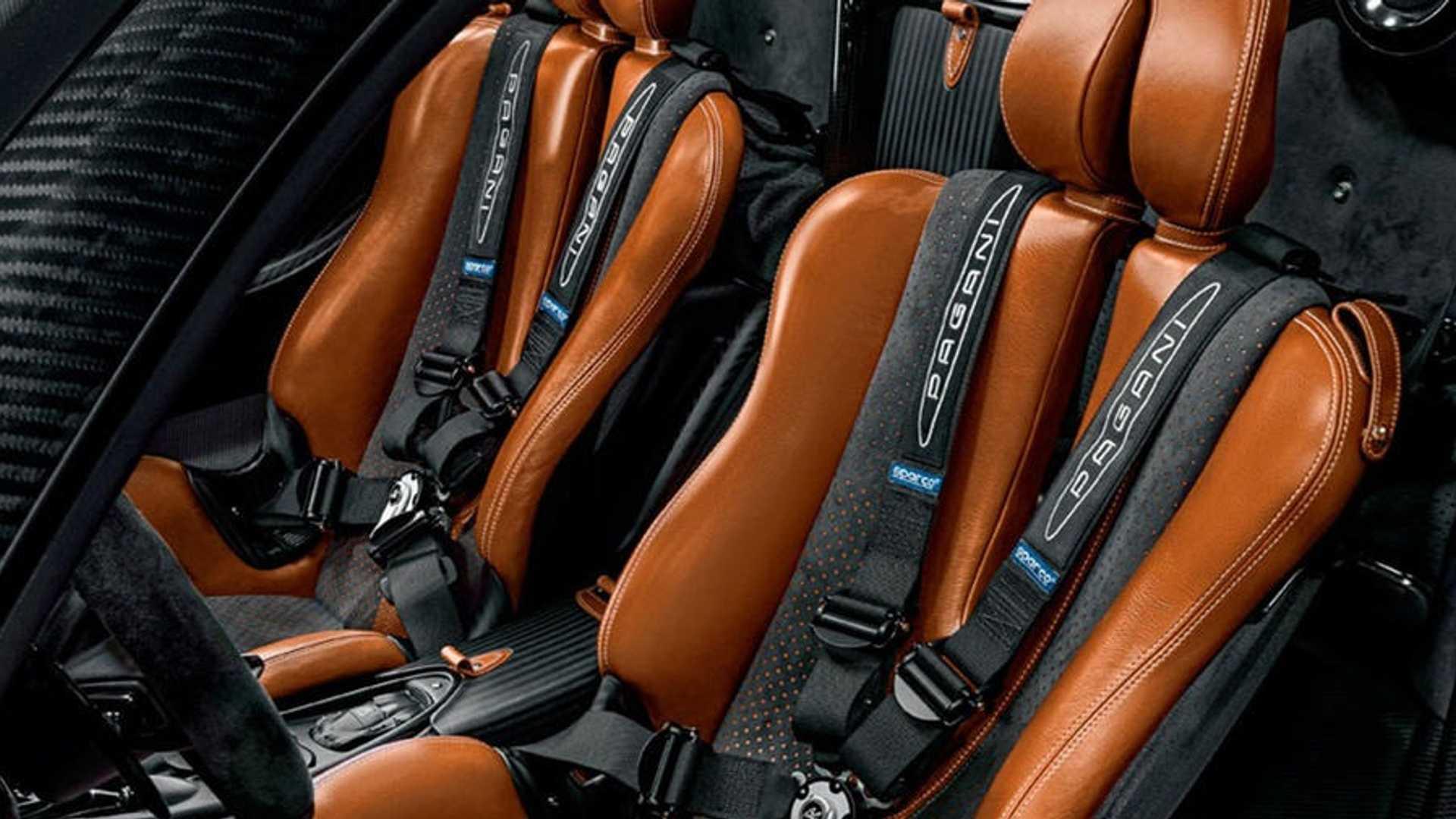 Huayra Roadster BC mới của Pagani siêu phẩm Hypercar V12 đắt giá 3,4 triệu USD - 17