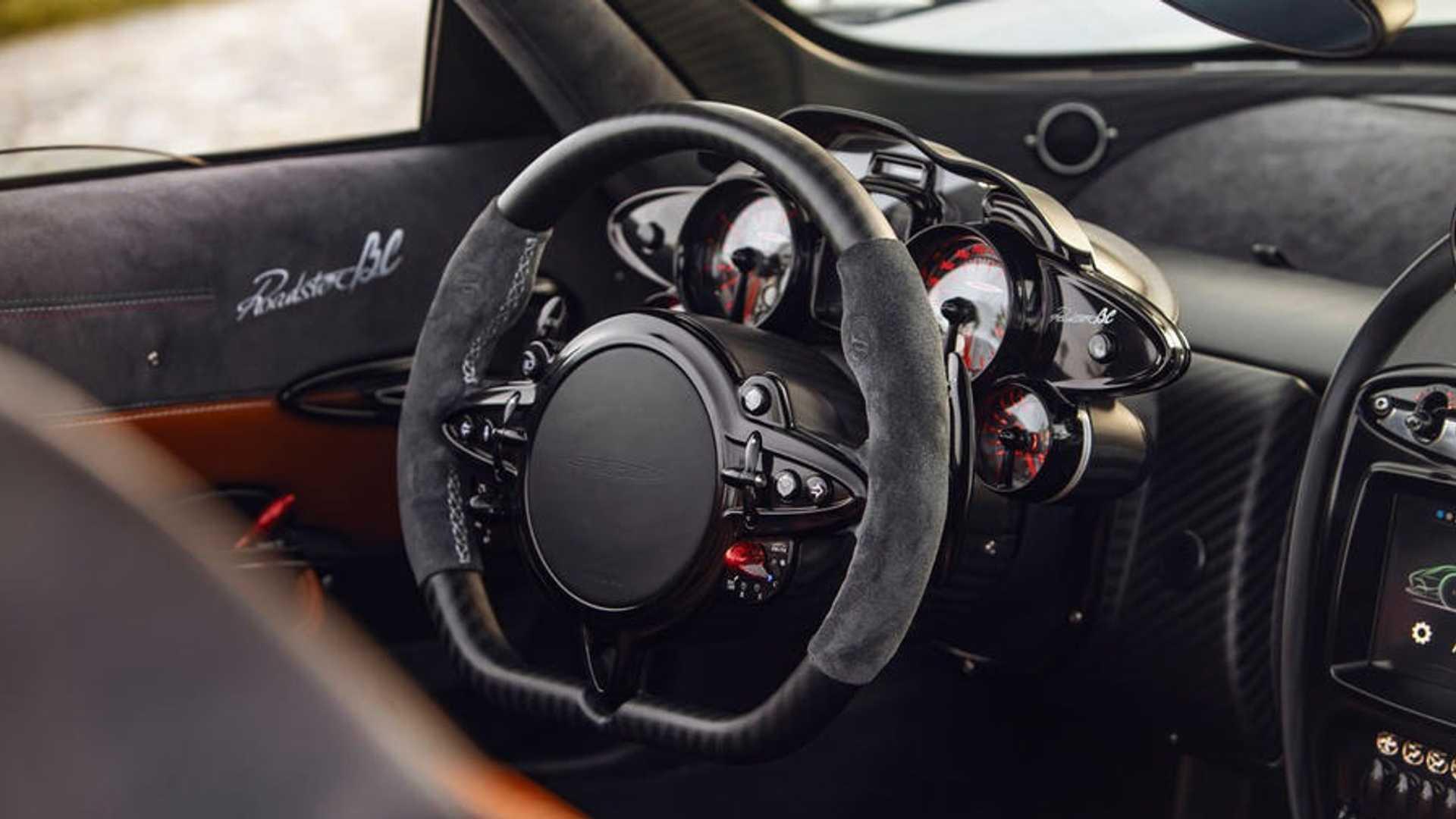 Huayra Roadster BC mới của Pagani siêu phẩm Hypercar V12 đắt giá 3,4 triệu USD - 18