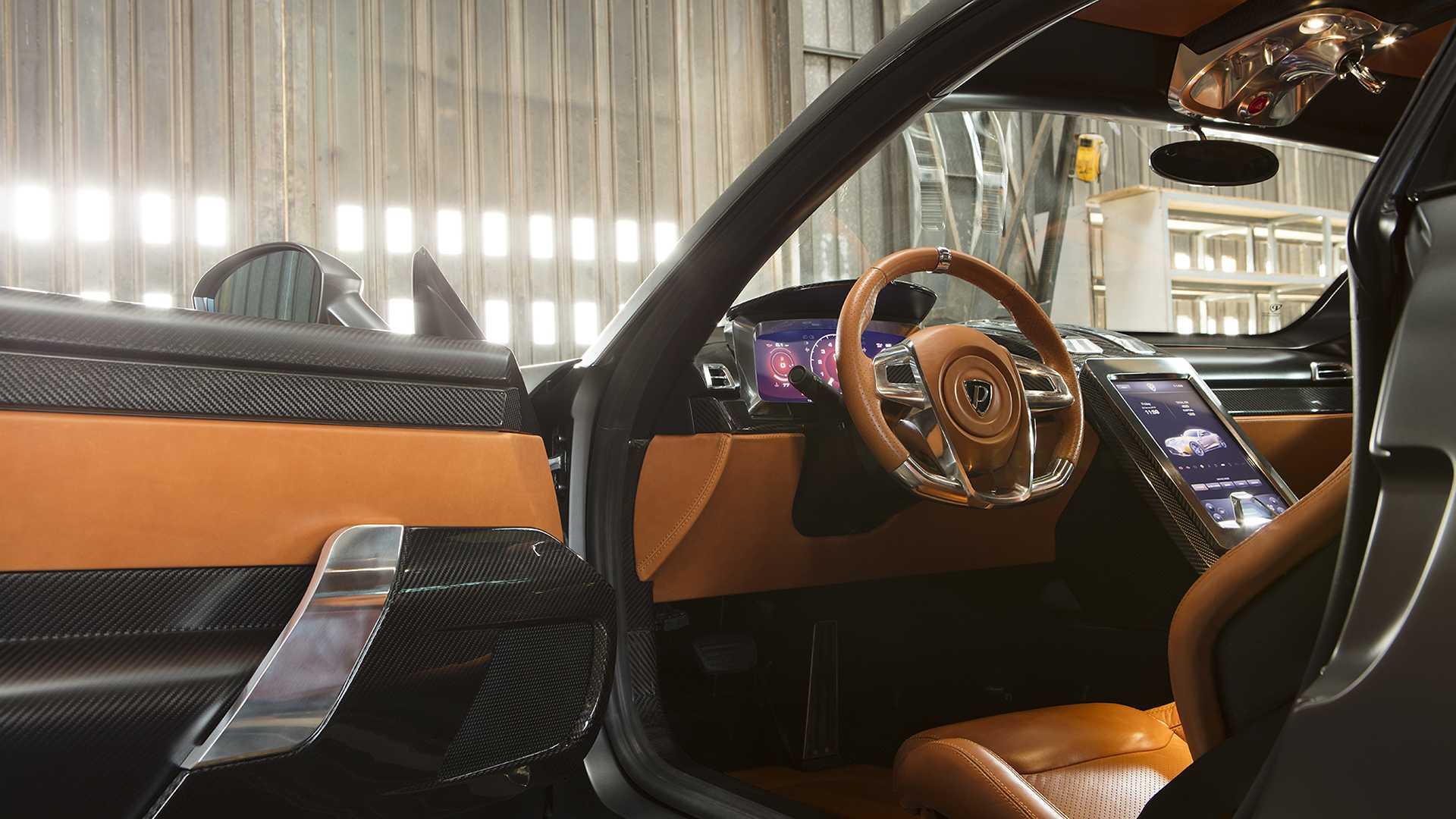 Cận ảnh siêu xe Puritalia Berlinetta công suất 965 mã lực, mạnh nhất nước Ý - 03