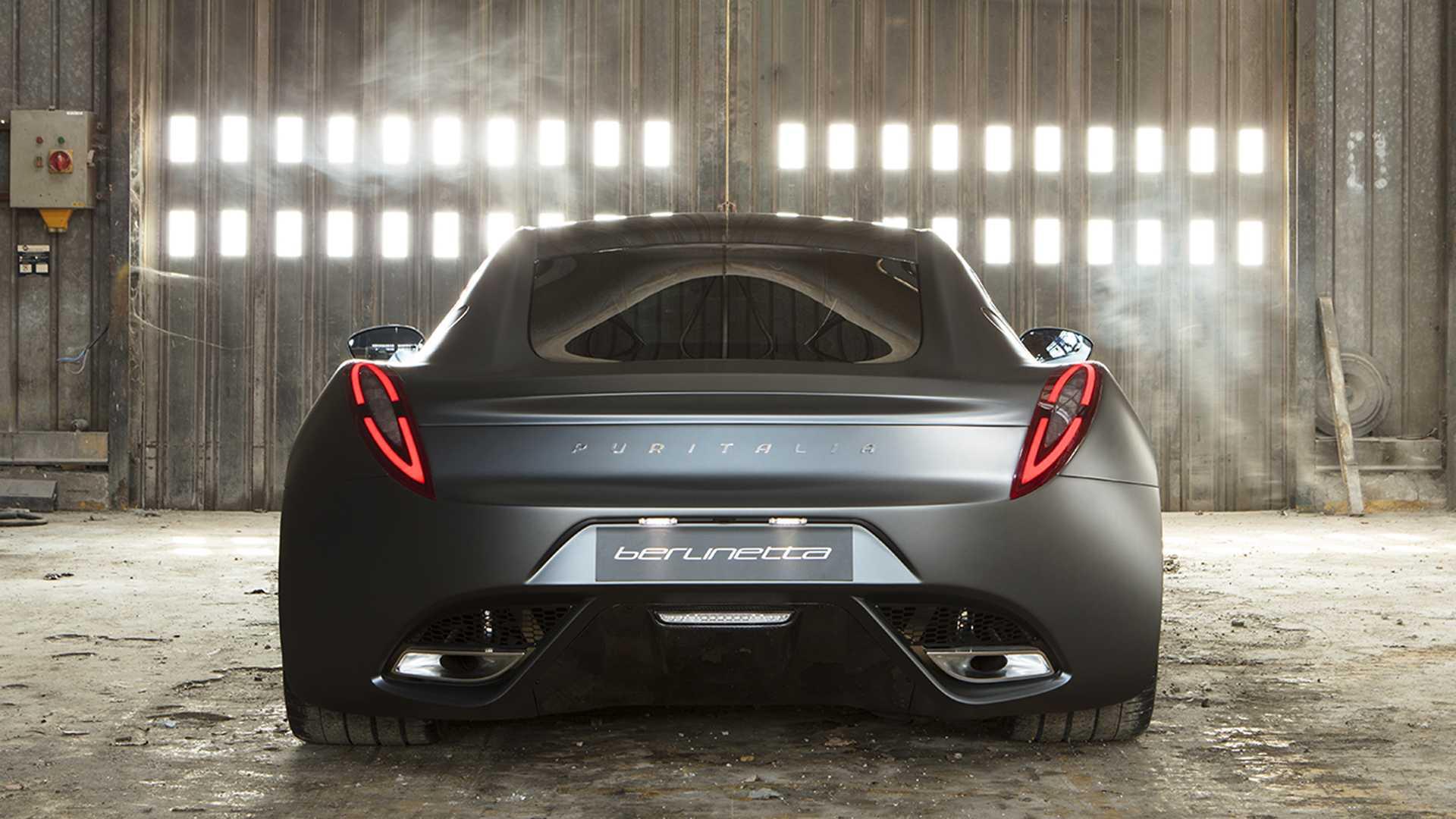 Cận ảnh siêu xe Puritalia Berlinetta công suất 965 mã lực, mạnh nhất nước Ý - 08