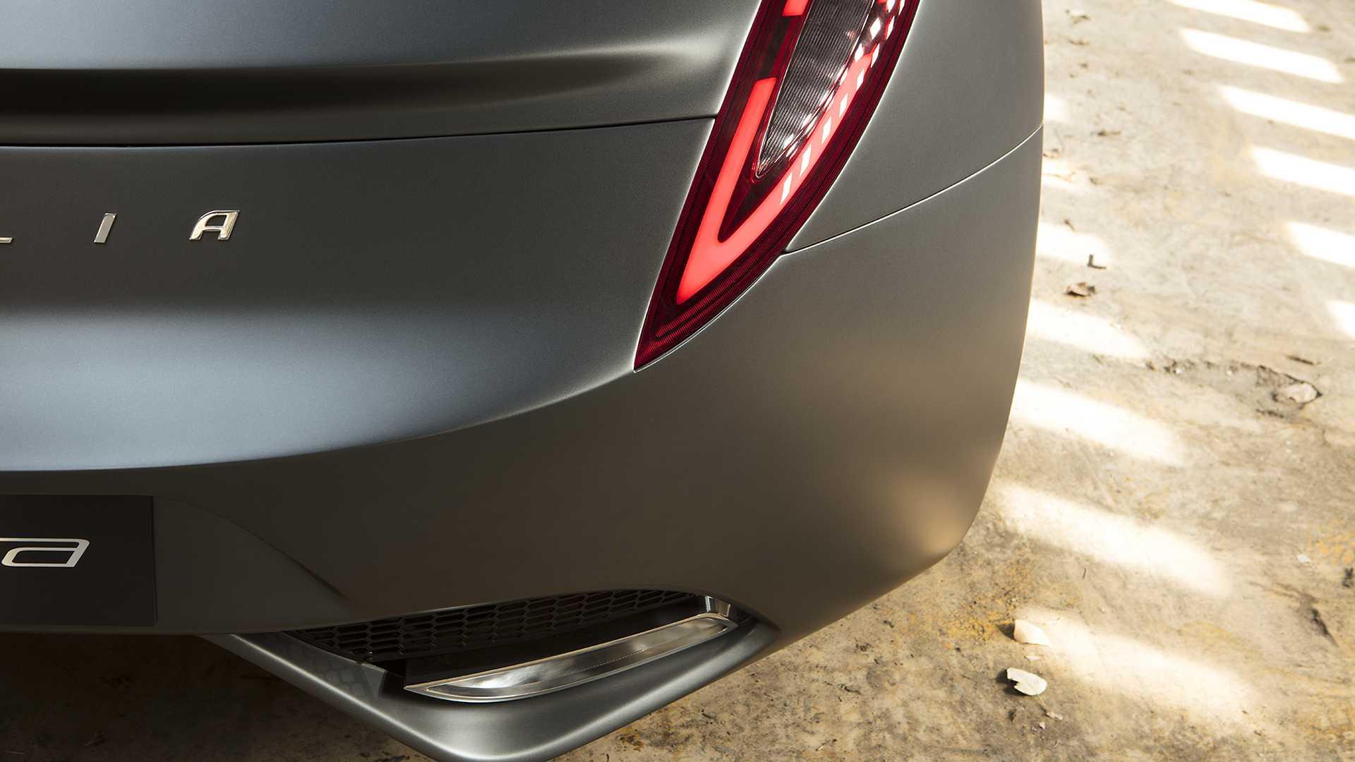 Cận ảnh siêu xe Puritalia Berlinetta công suất 965 mã lực, mạnh nhất nước Ý - 14
