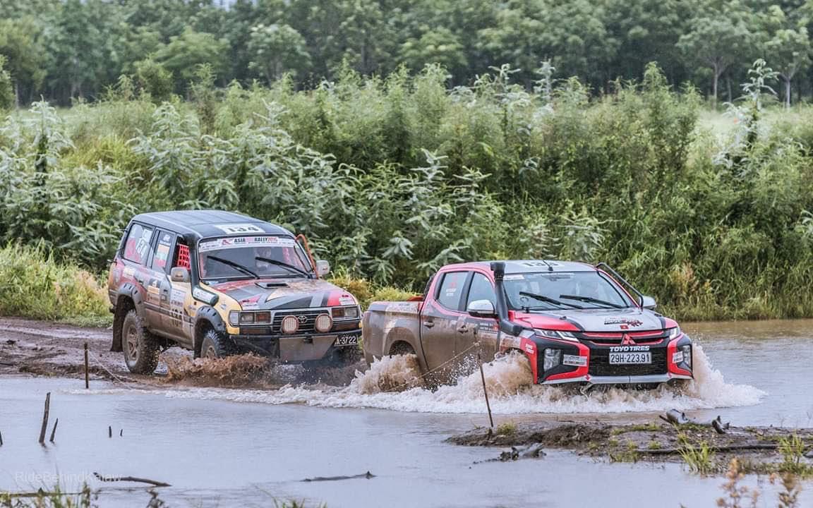 Racing AKA đạt thành tích cao tại giải đua địa hình Asian Cross Country Rally 2019 - 01