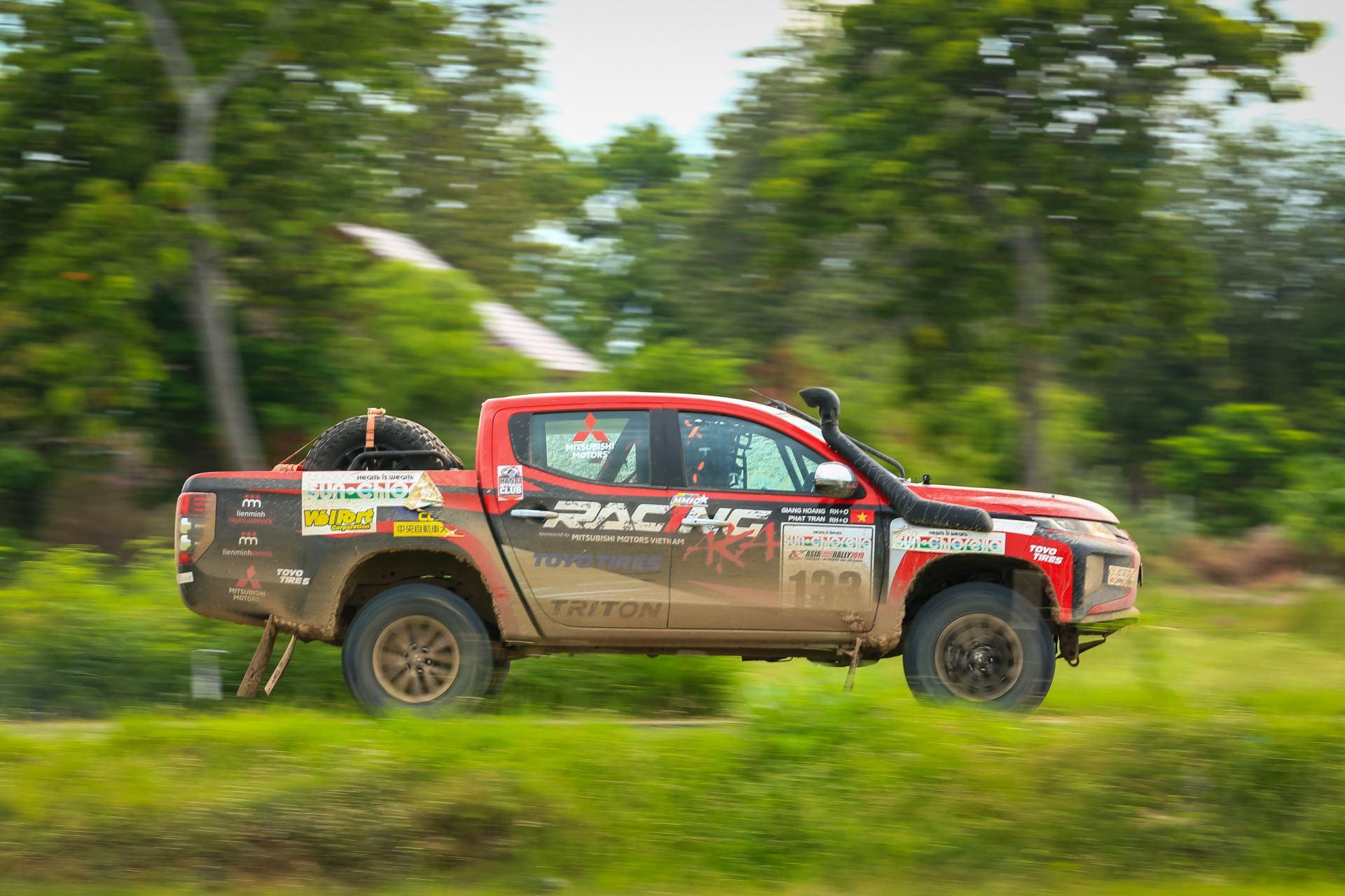 Racing AKA đạt thành tích cao tại giải đua địa hình Asian Cross Country Rally 2019 - 04